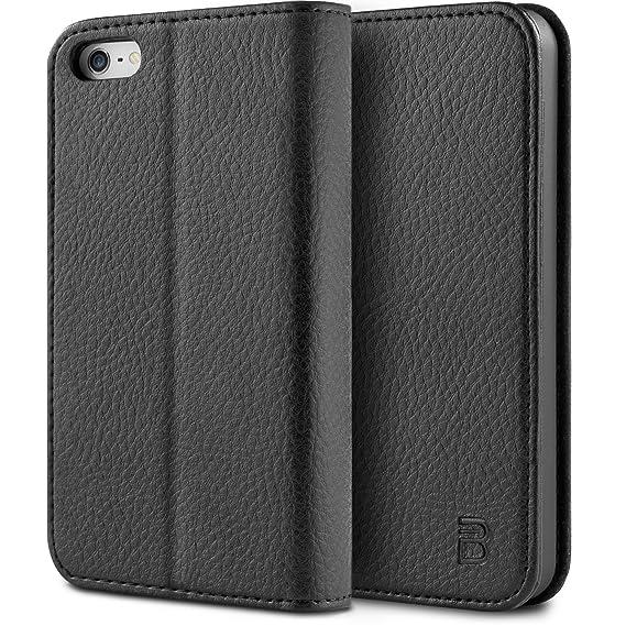 BEZ Hülle für iPhone SE Tasche, iPhone 5 5S Tasche, Handyhülle Kompatibel für iPhone SE 5 5S Hülle, Schutzhülle Handyhülle au
