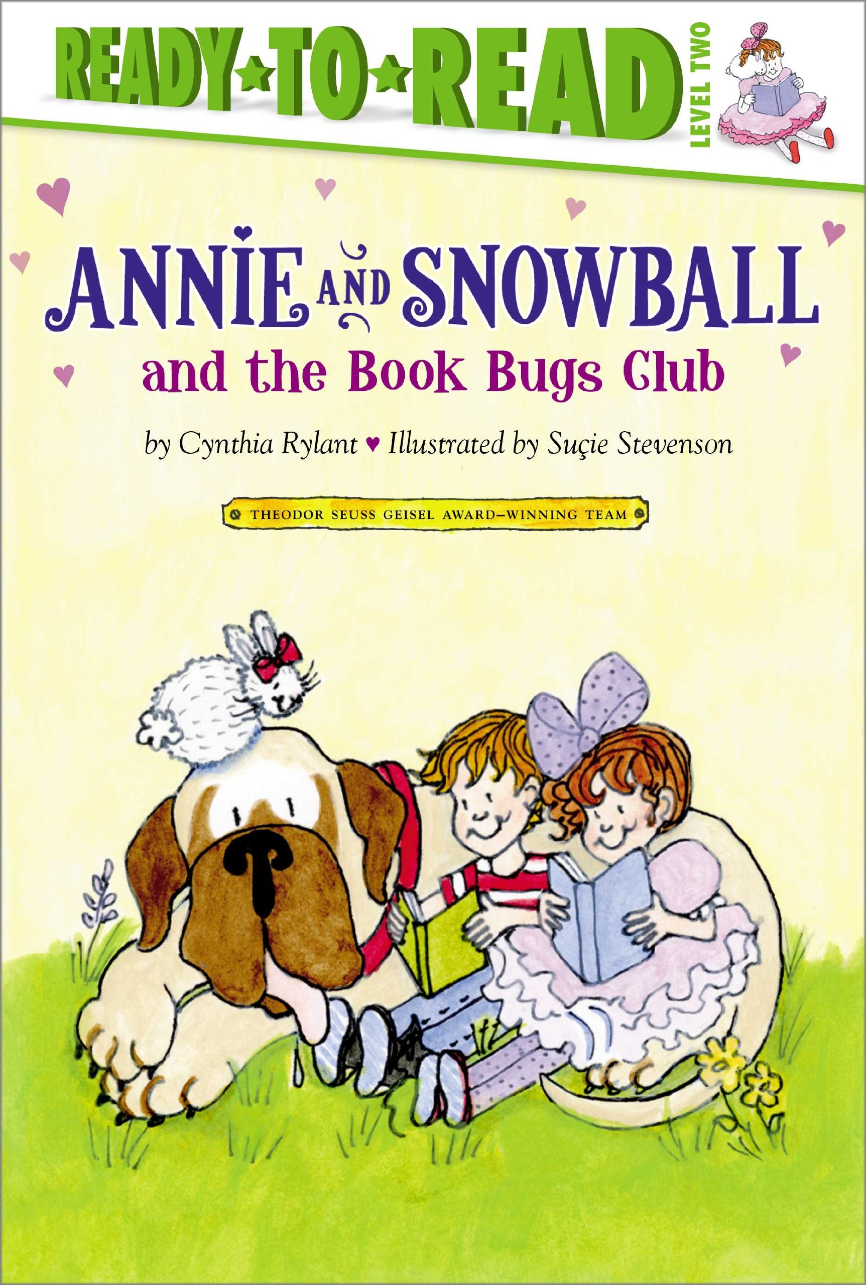Annie and Snowball and the Book Bugs Club by Brand: Simon Spotlight