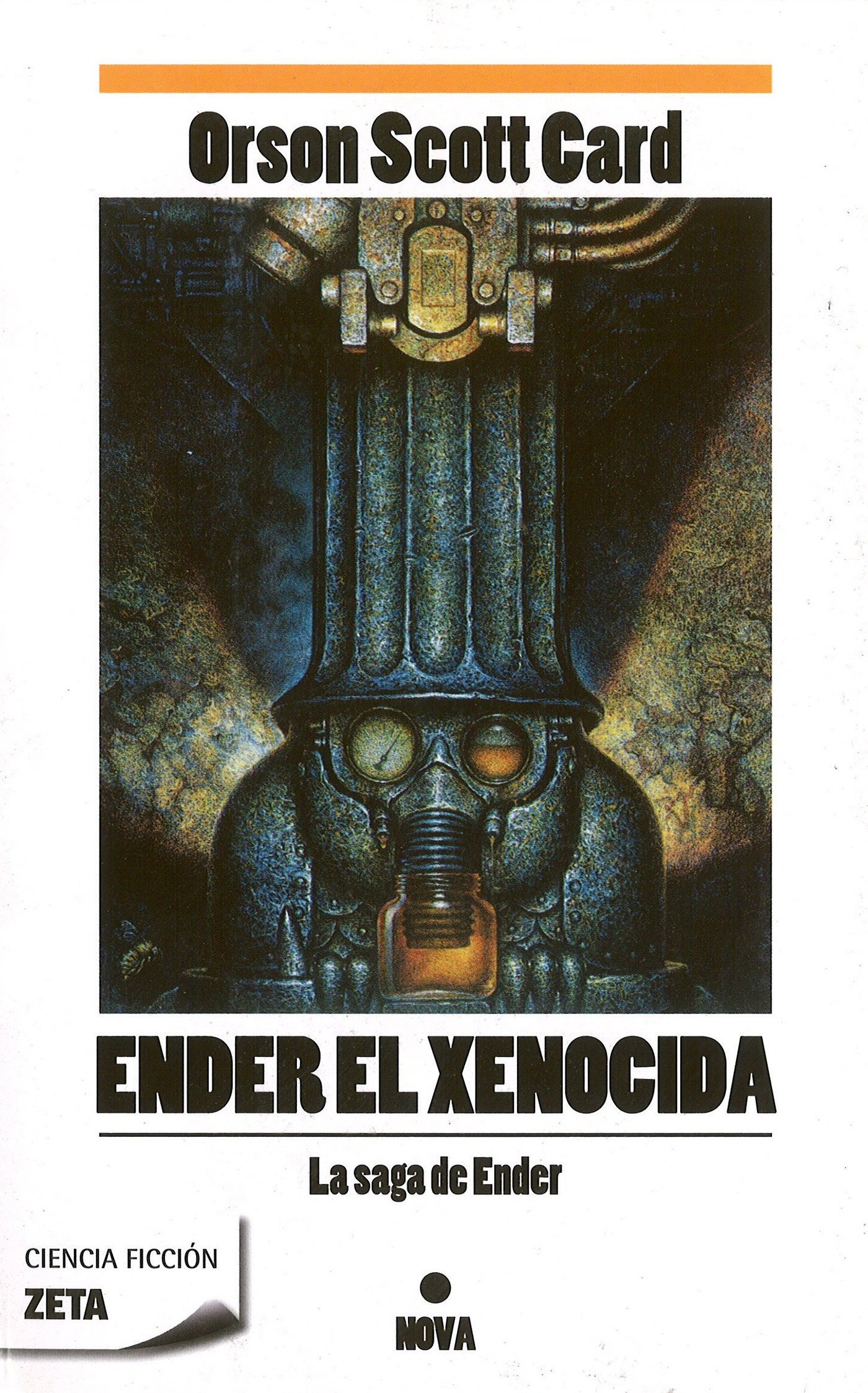 Ender el xenocida (Saga de Ender 3) (B DE BOLSILLO) Tapa blanda – 18 nov 2009 Orson Scott Card B de Bolsillo (Ediciones B) 8498723116 Fiction / General