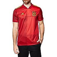 adidas Spain Fef, Temporada 2021/22, Equipación de Juego Camiseta Primera Equipación Camiseta Hombre