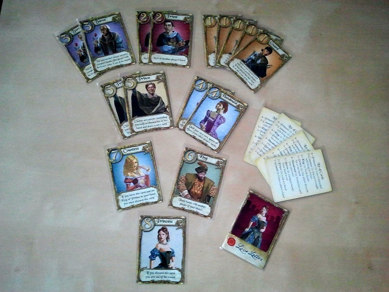 Alderac Entertainment Group Love Letter Card Game