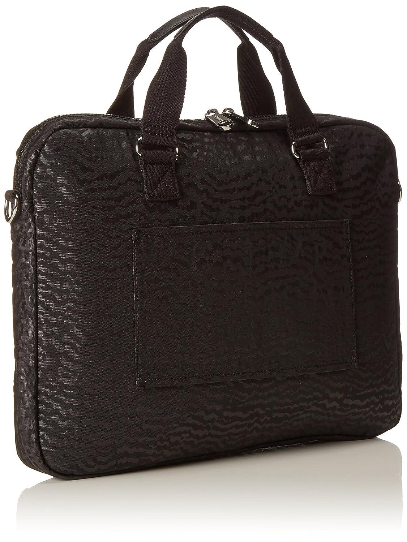 Kipling Kaitlyn laptopväska, 40 cm Black Garden