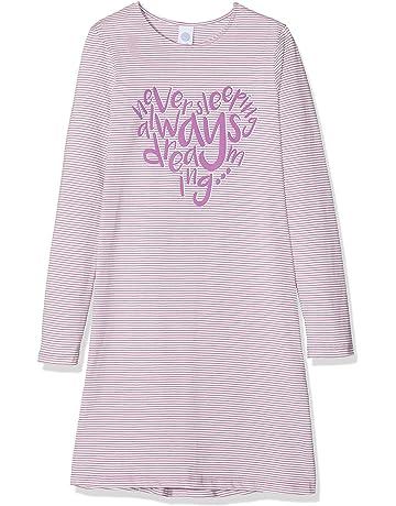 Sanetta Sleepshirt Striped, Camisón para Niñas