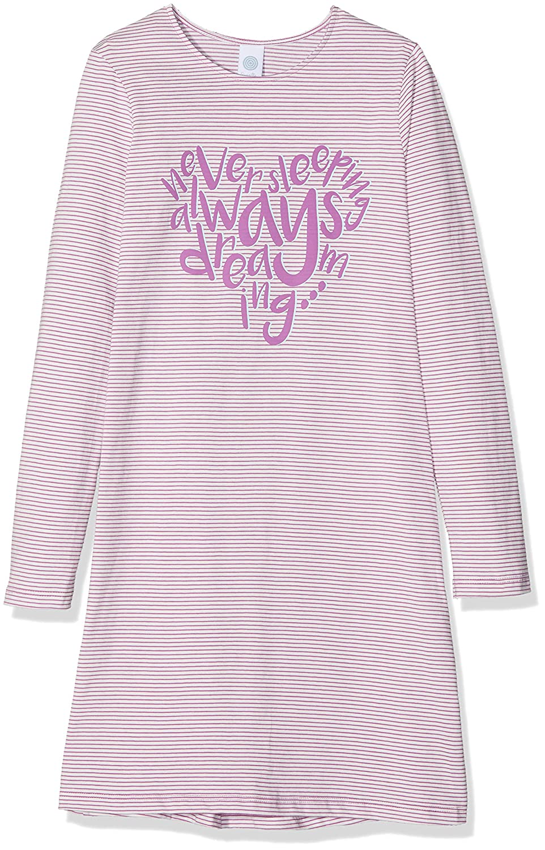 Sanetta Sleepshirt Striped Camicia da Notte Bambina