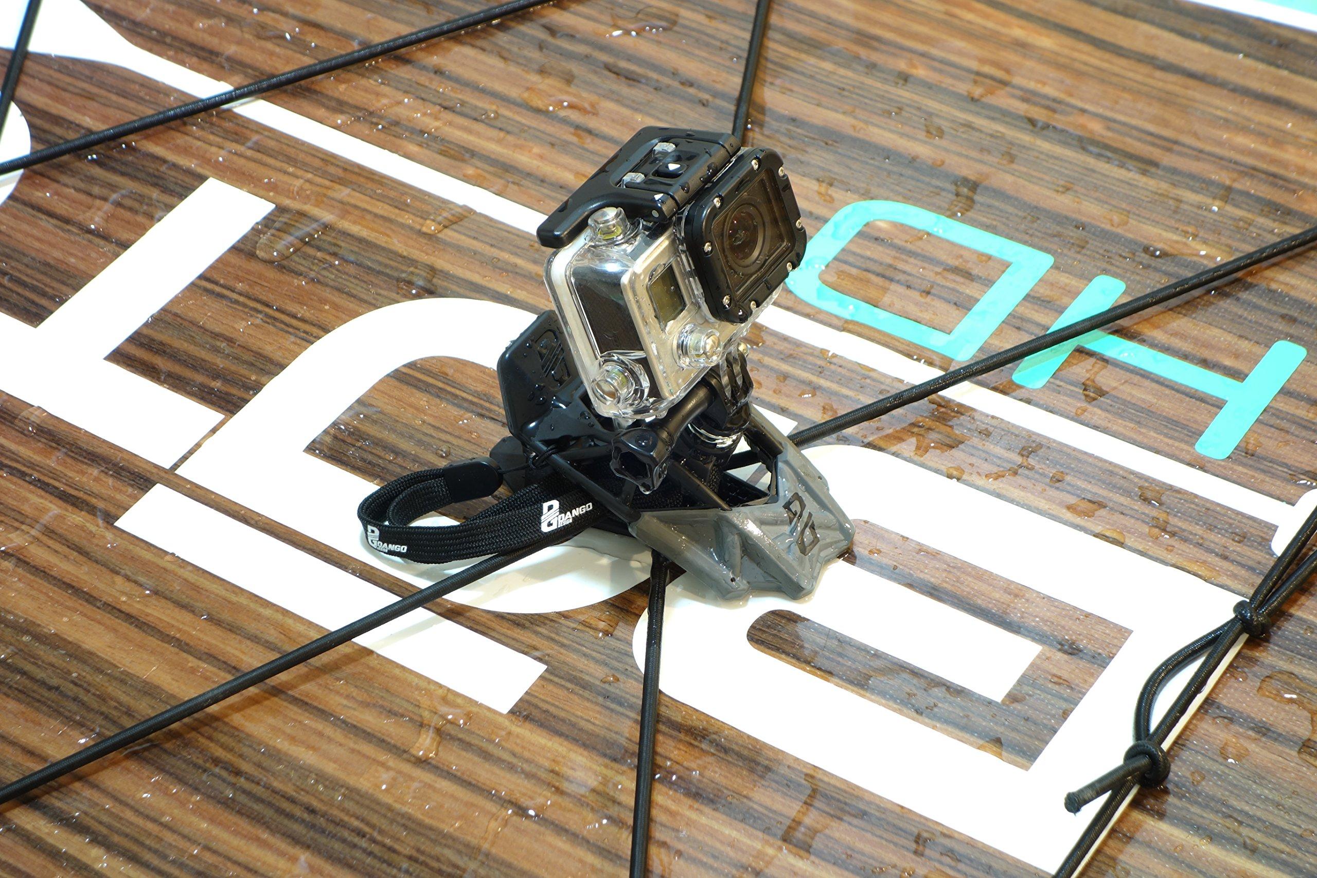Dango Design Gripper Mount for GoPro by Dango Design