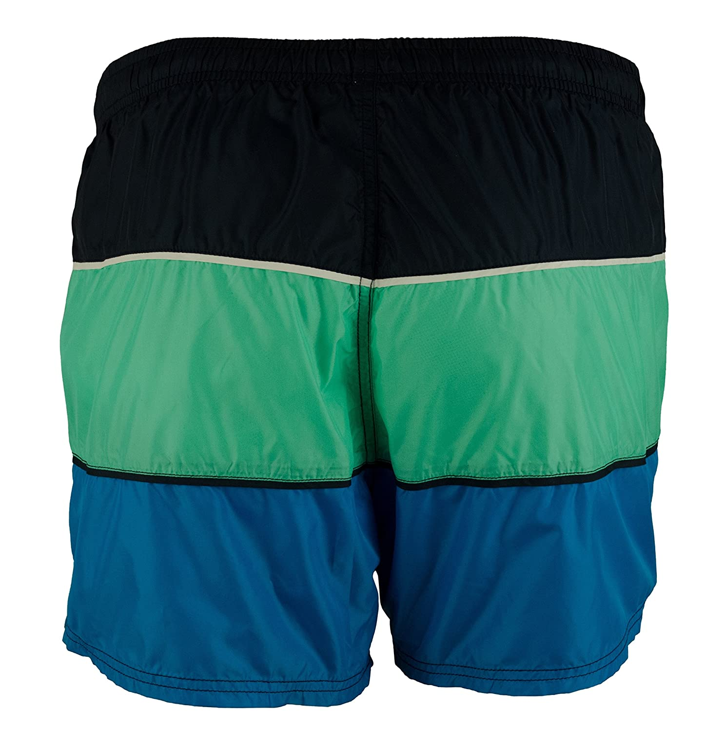 181fa6cddc Amazon.com: BOSS HUGO BOSS Men's Swim Shorts Butterfly Fish, Open Blue,  Large: Clothing