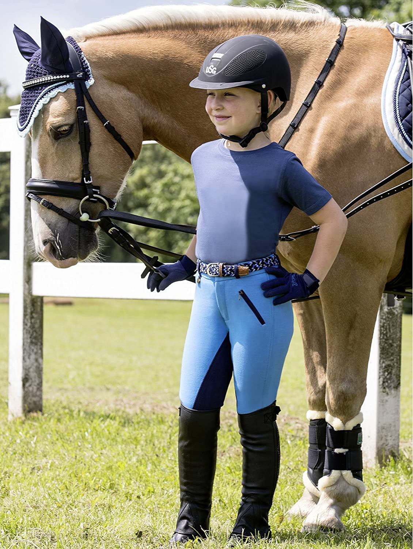 United Sportproducts Germany USG Pantalon d/équitation pour Enfant Taylor