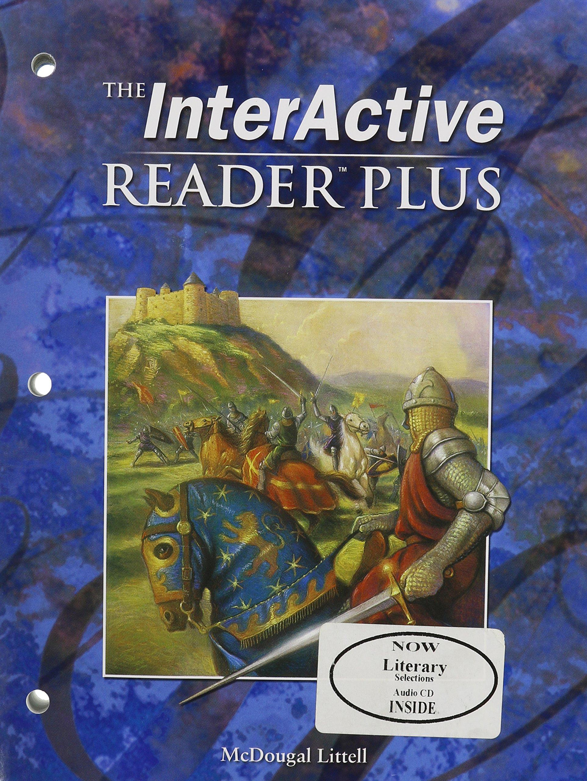 McDougal Littell Language of Literature: The Interactive Reader Plus with Audio CD-Rom Grade 10 pdf epub