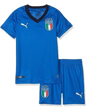 6885c59cf79e0 Puma FIGC Italia Home Minikit Kit de Veste et Pantalon Enfant