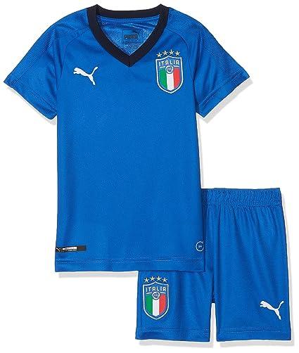 5efbf8492c50 Amazon.com  PUMA Italy Home Mini Kit 2018 2019  Sports   Outdoors