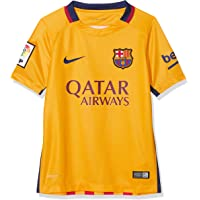 2015-2016 Barcelona Away Nike Shirt (Kids)