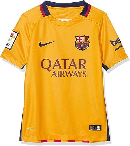 NIKE FC Barcelona Away Stadium 2015/2016 - Camiseta Oficial, Talla ...