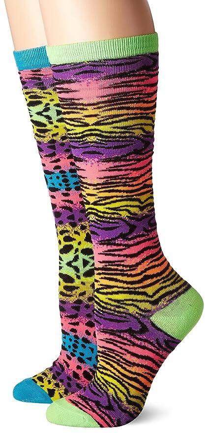 5c01f2b64be Amazon.com  3C4G It Takes Two Knee Socks