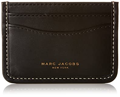 Amazon marc jacobs madison credit card holder black one size marc jacobs madison credit card holder black one size colourmoves
