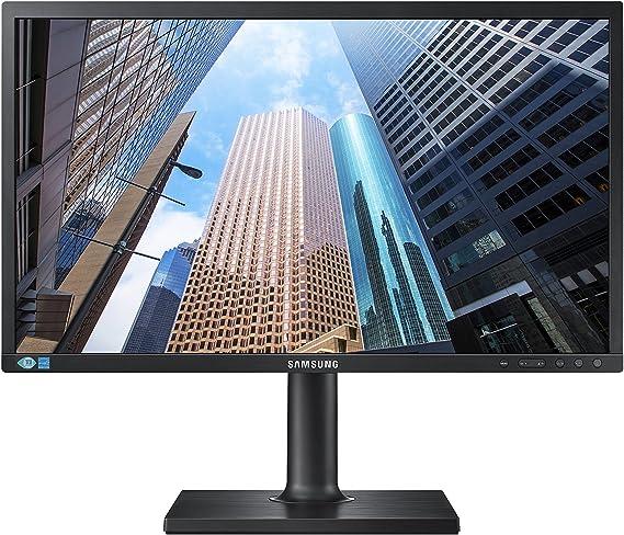 Samsung LS24E45UFS, Monitor, 1, Negro: Samsung: Amazon.es: Informática