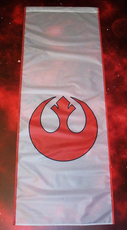 Frikigames Bandera Alianza Rebelde Star Wars: Amazon.es: Hogar