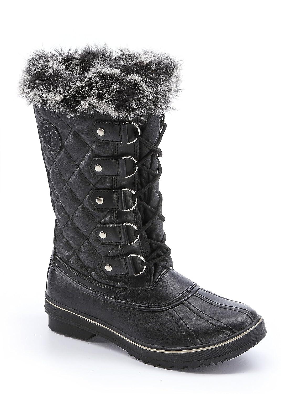 Kingshow Women/'s Globalwin Waterproof Winter Boots GW-W1560