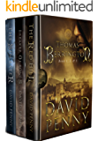 Thomas Berrington Books 1-3 (Thomas Berrington Historical Mystery Book 13)