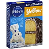 Pillsbury Classic Yellow Cake Mix, 15.25 oz