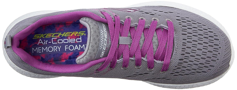 0777cc8f866b Skechers Sport Women s Burst Fashion Sneaker Black Multi  Amazon.ca  Shoes    Handbags