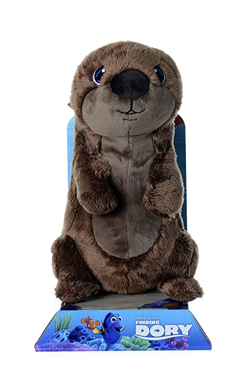 "Posh Paws FINDING DORY 10"" Plush OTTER (Dispatched ..."