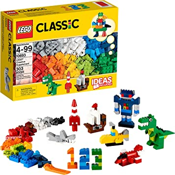 Lego Classic Creative Supplement Amazon Co Uk Toys Games