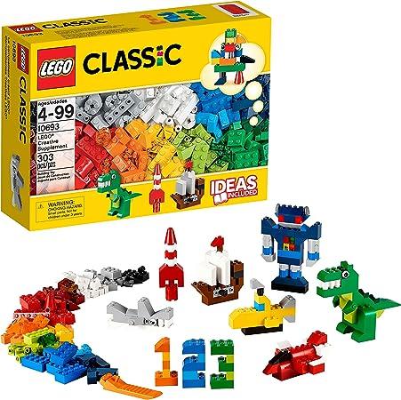 LEGO Classic Creative Supplement 10693 by LEGO: Amazon.es: Juguetes y juegos