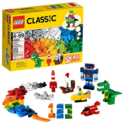 Amazon Lego Classic Creative Supplement 10693 Toys Games