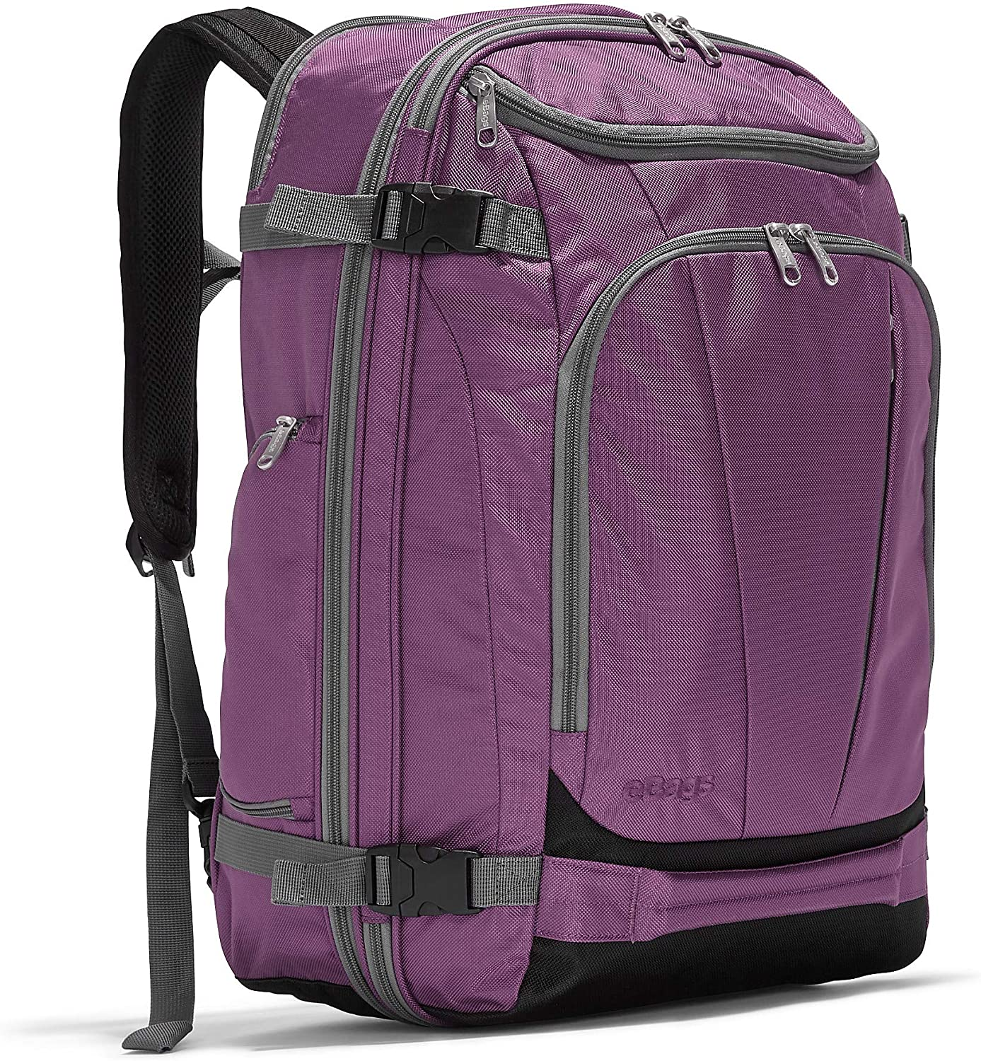 eBags Mother Lode Travel Backpack (Eggplant)
