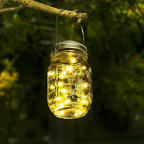 Luces De Jardin Solares Luces De Exterior Jardin Impermeable - Iluminacion-para-jardin
