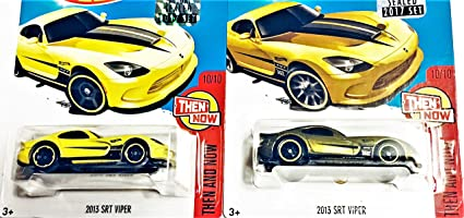 Amazon Com Hot Wheels 2017 Regular Mainline Super Treasure Hunt