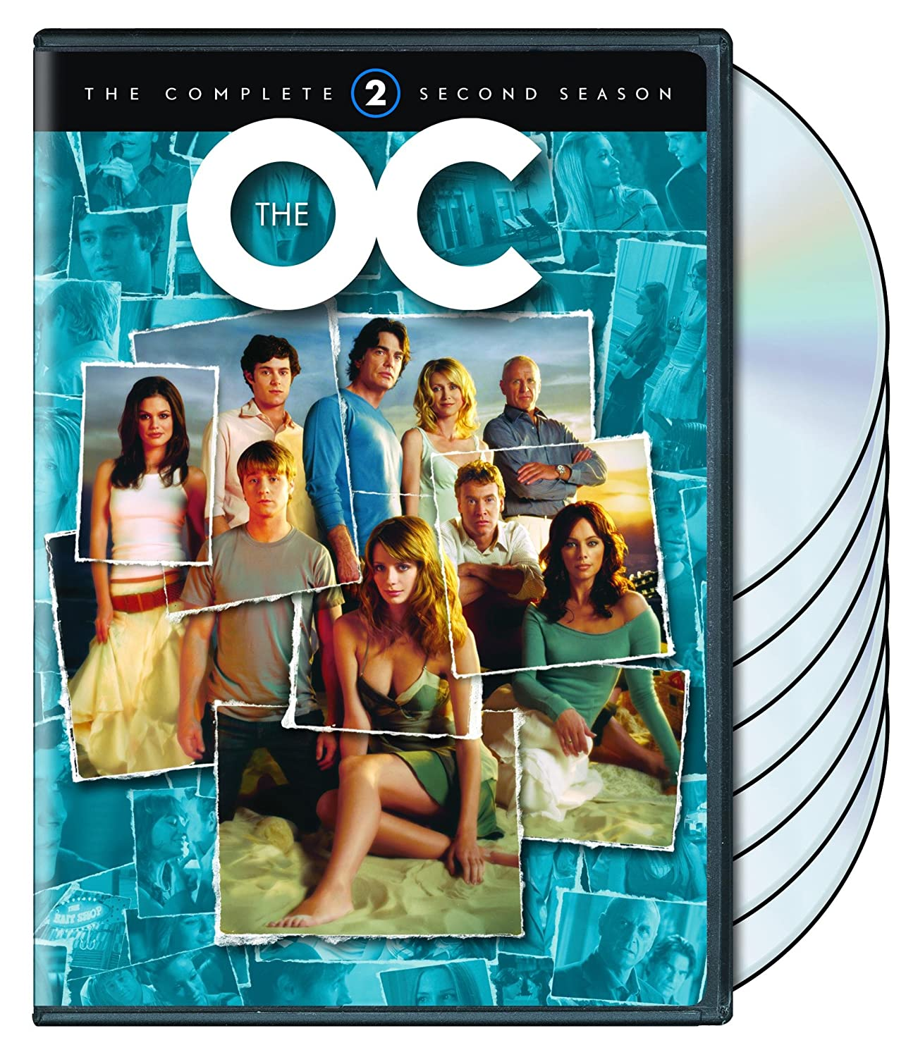 The OC: The Complete Second Season Peter Gallagher Kelly Rowan Mischa Barton Ben McKenzie