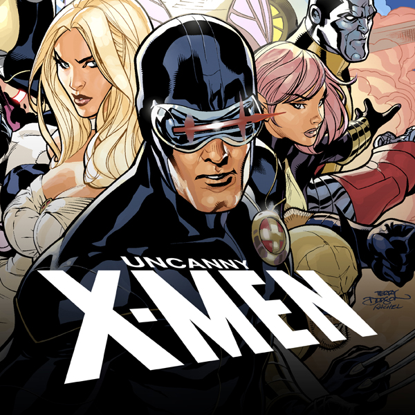 Cooper Hitch (Uncanny X-Men (1963-2011) (Issues) (50 Book Series))