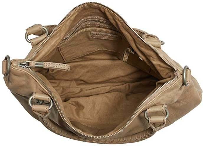 Liebeskind Berlin Women s Greta6 Vintag Top-Handle Bag, Beige (Stone 0023),  45x35x17 cm (b x h x t)  Amazon.co.uk  Shoes   Bags 15d12cb67a