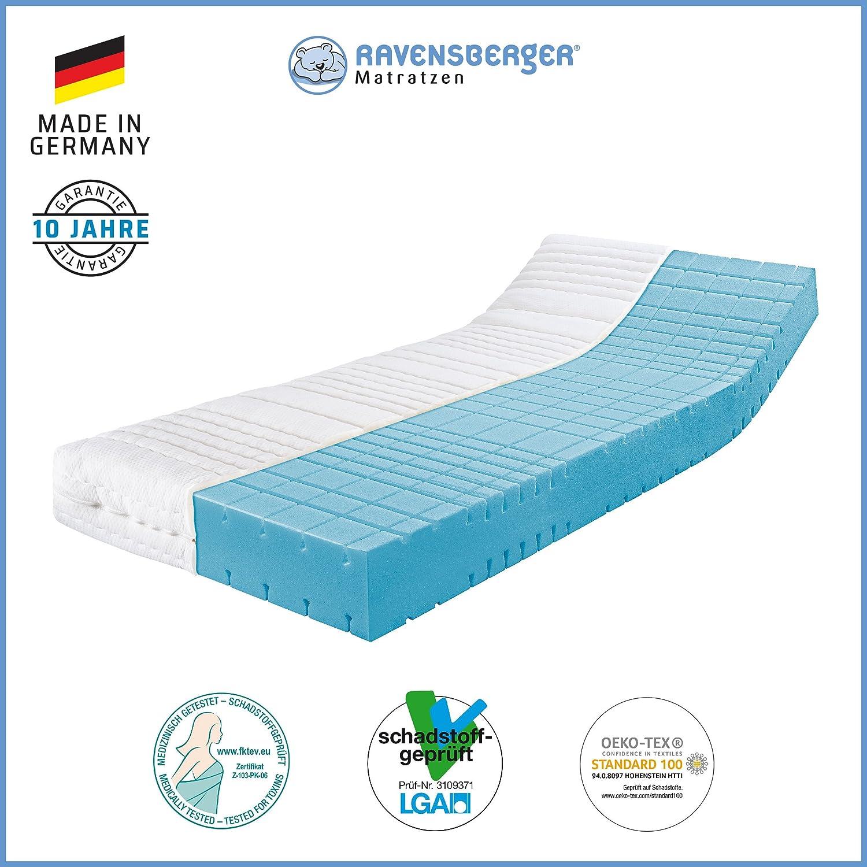 matratzen test ravensberger struktura med 60 test eine der besten kaltschaummatratzen. Black Bedroom Furniture Sets. Home Design Ideas