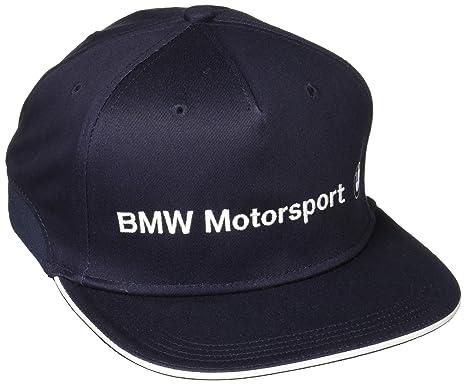 ce804a913cbd0 BONE ABA RETA PUMA BMW MTS FLATBRIM 021273-01 M MA  Amazon.com.br ...