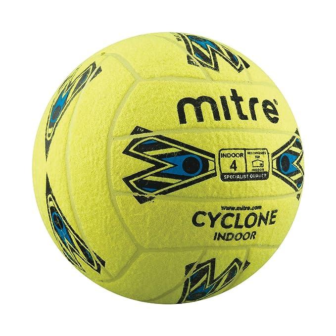 Mitre Pelota de fútbol Sala Cyclone: Amazon.es: Deportes y aire libre