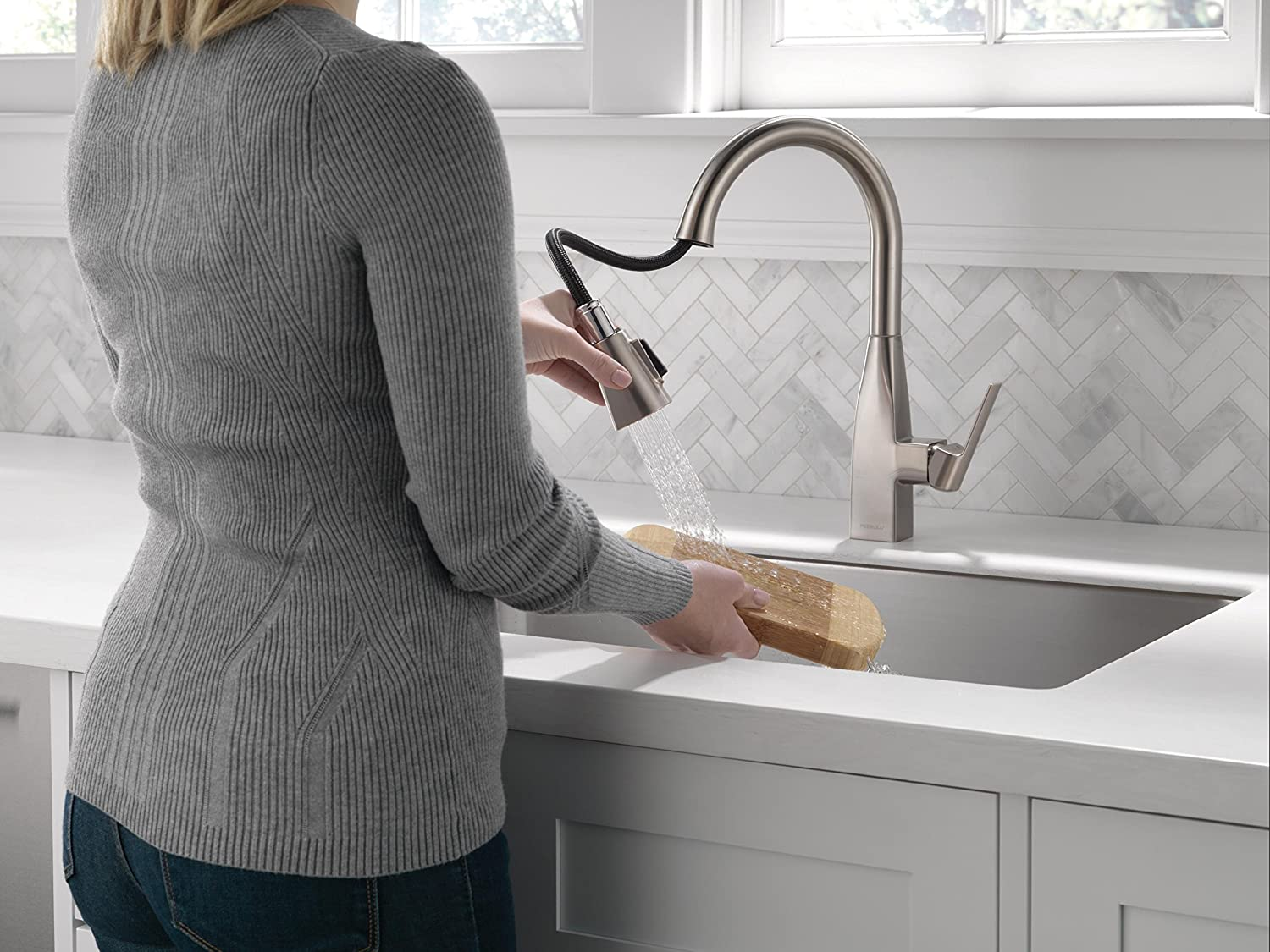 peerless kitchen faucet reviews