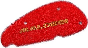 Luftfiltereinsatz Malossi Red Sponge Für Original Airbox Aprilia Sr50 Mit Luftfilterkasten Ab Bj 2004 Mot Auto