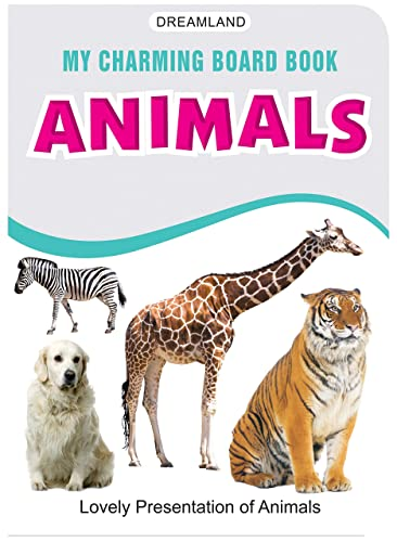 Animal (My Charming Board Book)