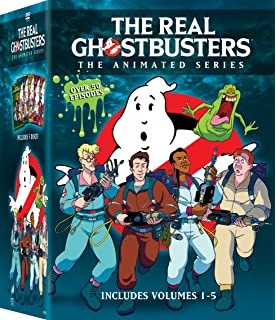 Amazoncom The Ghost Busters The Complete Series