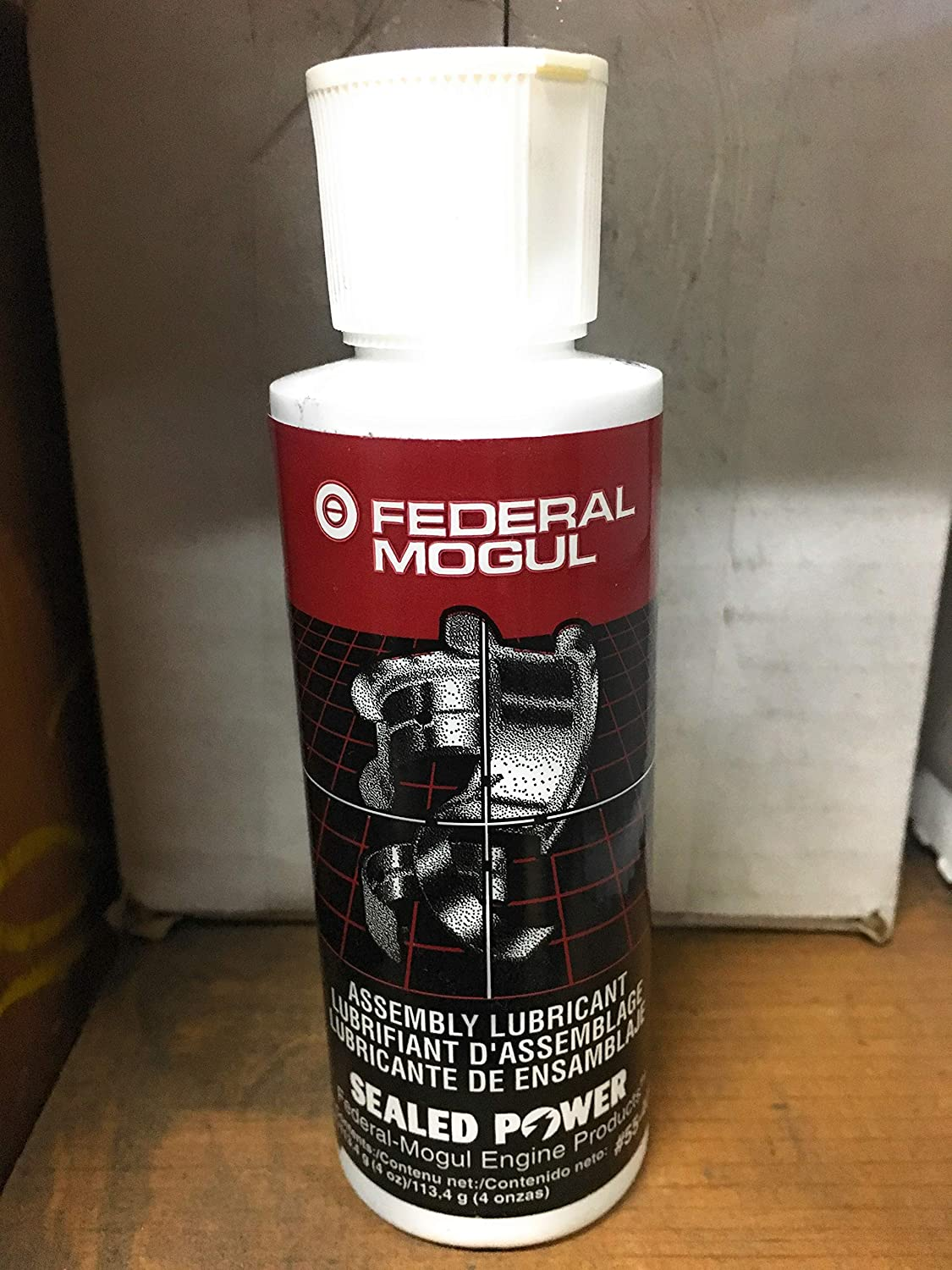 Sealed Power 55-400 CAM & LIFTER PRELUBE