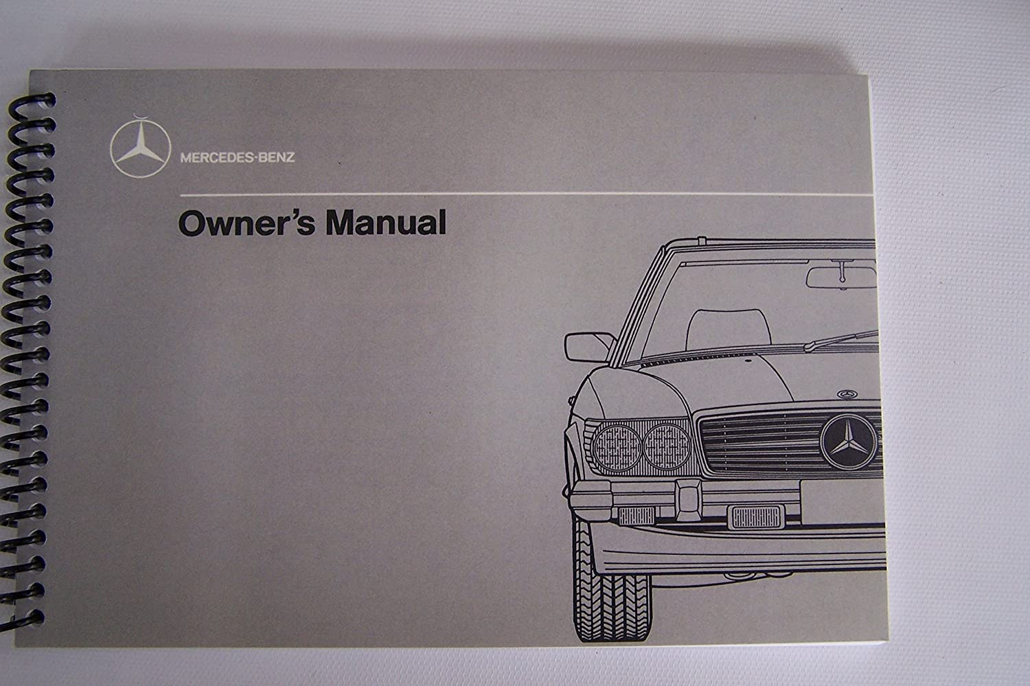 Amazon.com: 1989 mercedes owners manual 560sl 1988 1987 1986: Everything  Else