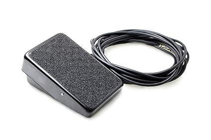 nova 6 pin tig foot control pedal amptrol for lincoln k870 welders rh amazon com lincoln electric k870 amptrol wiring diagram lincoln electric k870 amptrol wiring diagram
