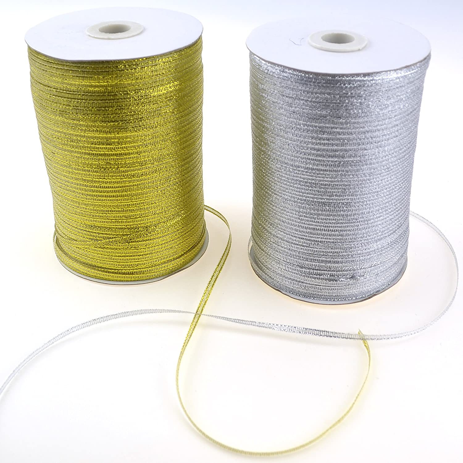 Double Face Woven Polyester Ribbon Hanging Tag/&Card for Art Projects 1//8-Inch x 870 Yard x 1 Spool, Yellow No Fading Scrapbook Fabric Ribbon 1//8-Inch Satin Ribbon by 870 Yard Giant Spool