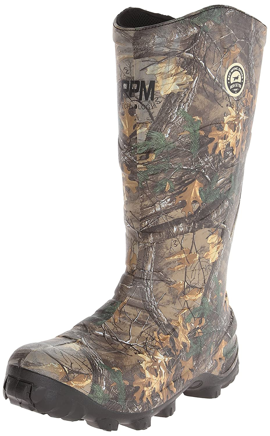 "Irish Setter Men's 4893 Rutmaster RPM 17"" Hunting Boot"