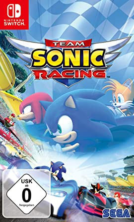 Team Sonic Racing (Nintendo Switch): Amazon.es: Videojuegos
