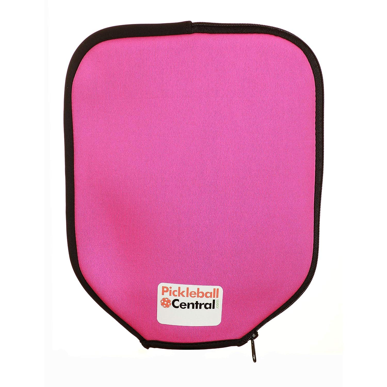 Funda para pala de pickleball. Hecha de neopreno, rosa: Amazon.es ...