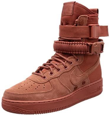 buy online 6b739 17120 Nike SF Air Force 1 Men s Shoes Dusty Peach 864024-204 (7.5 D(