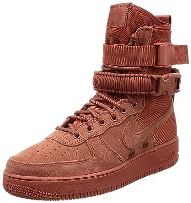 e258590881b1f Nike SF Air Force 1 Men's Shoes Dusty Peach 864024-204 (7.5 D(